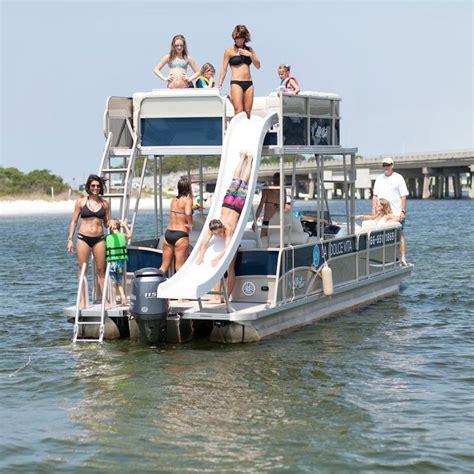 destin x pontoon boat rental 25 best ideas about pontoon boats on pinterest pontoon