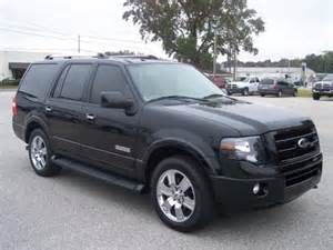 2008 Ford Expedition Limited 2008 Ford Expedition Limited 4x4 Data Info And Specs