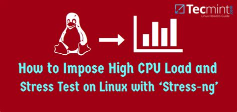 cpu stress test how to impose high cpu load and stress test on linux using