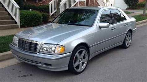 1998 mercedes c280 buy used 1998 mercedes c280 139 500 silver black