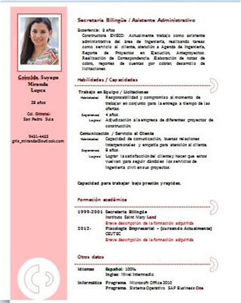Curriculum Vitae De Estudiante Experiencia Laboral Plantilla Hola A Todos Les Dejo Mi Curriculum U Hoja De Vida Para Que Puedan Conocer Un Poco De Mi