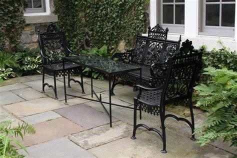 arredo giardino ferro battuto arredo giardino ferro accessori da esterno