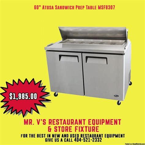 prep table for sale sandwich prep tables for sale classifieds