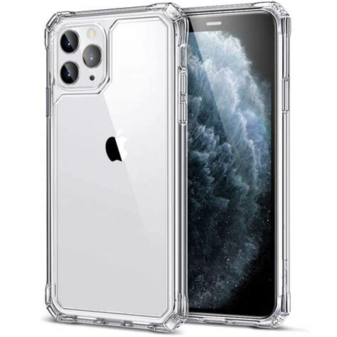 crystal guard transparent case  cushioned corners