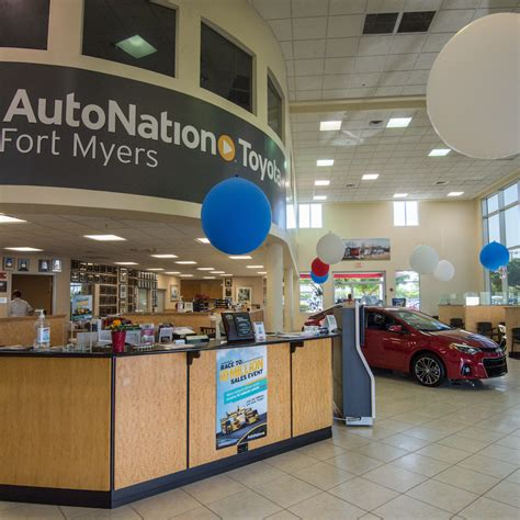 autonation toyota autonation toyota fort myers fort myers fl business