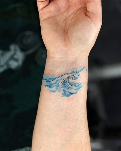 ocean waves tattoo 90 remarkable wave designs the best depiction of