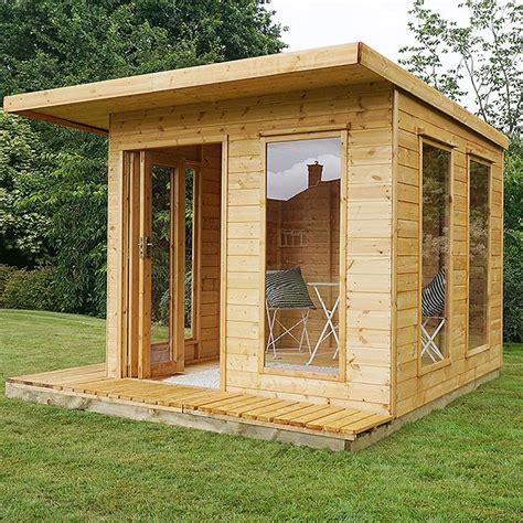 mercia cube summerhouse elbec garden buildings