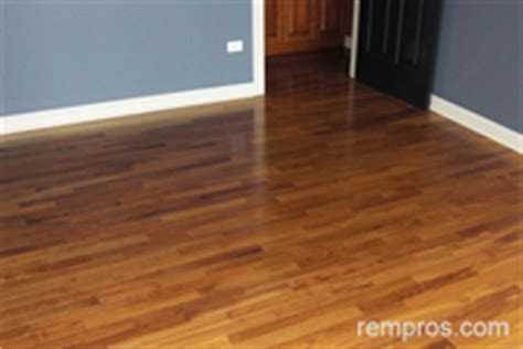 Ceramic tile vs engineered hardwood flooring ? comparison