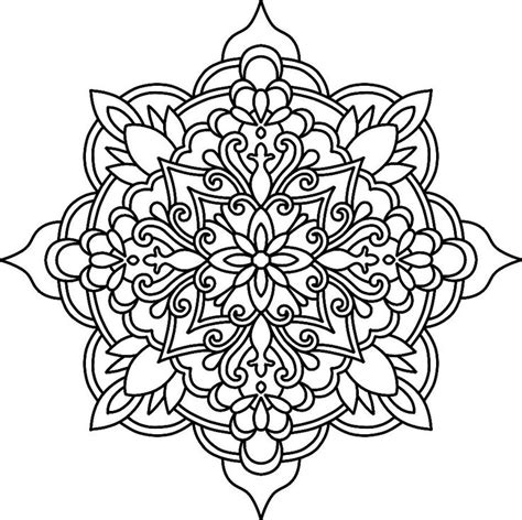 mandala coloring pages therapy 17 best images about mandalas on coloring