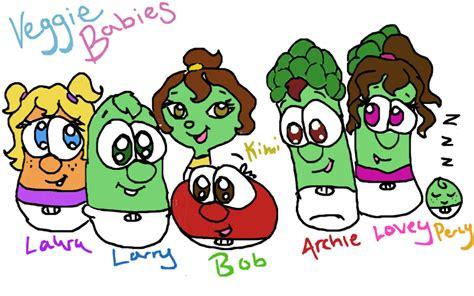 Veggie By Veggie veggie babies by danigirl1718 on deviantart