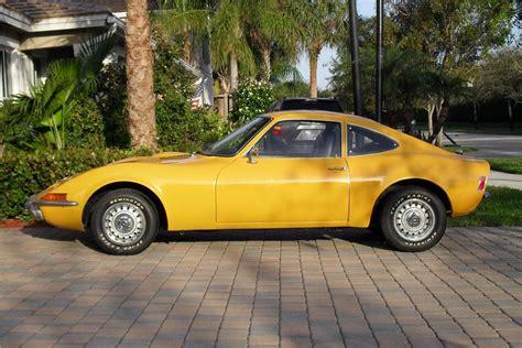 1972 Opel Gt by 1972 Opel Gt 2 Door Coupe 151363