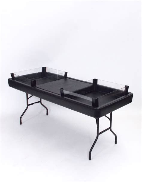 best depth and table chill table depth extension