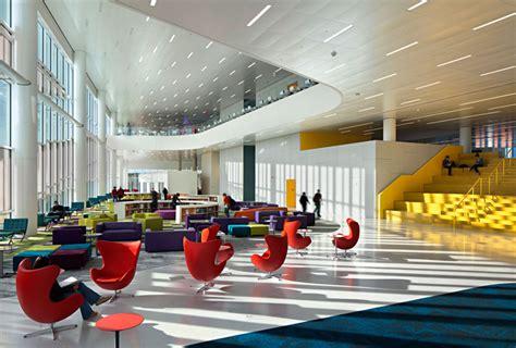 Interior Design Schools In Carolina by Sn 248 Hetta S New Library At Carolina State