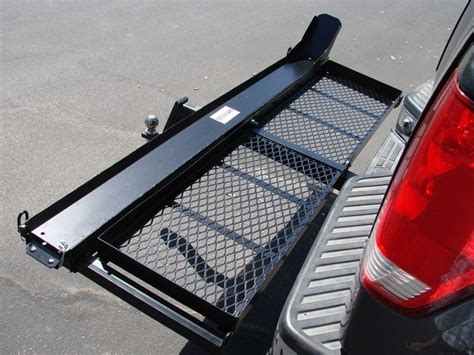Trailer Hitch Motorcycle Rack by 1000 Lb Motorcycle Dirt Bike Hitch Carrier Hauler W
