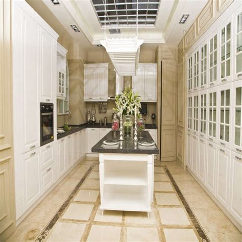 luxury pure white wooden italian style kitchen furniture design kitchen cabinets home improvement alibaba group