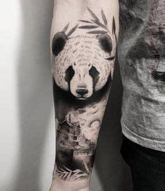 panda tattoo shanghai about panda tats on pinterest panda tattoos pandas and