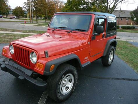 postal jeep wrangler sell used 2005 rhd jeep wrangler excellent for mail