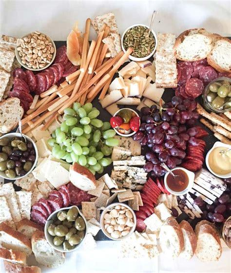 Budget Dinner Party Recipes - cheese platter ideas pioneer settler