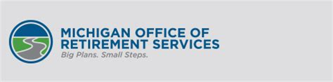 Michigan Office Of Retirement Services ors office of retirement services