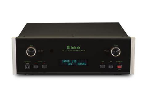 mcintosh  pre amplifier  listening post