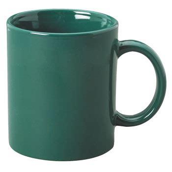 Handle Green Coffee 11 oz c handle coffee mug green 10311 splendids