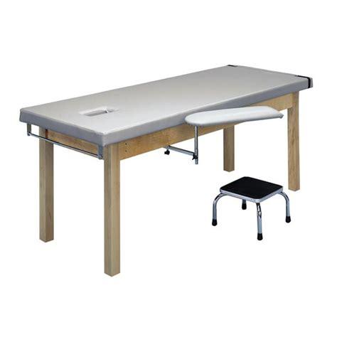 buy table l buy h frame treatment table black