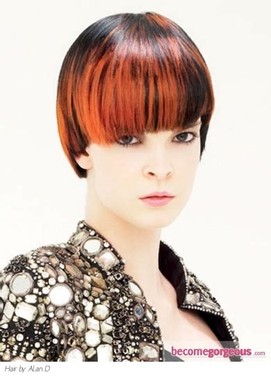 colored bangs pictures hairstyles colored bangs hair style