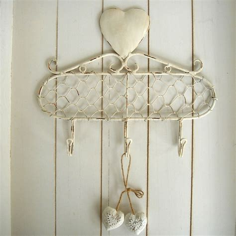 Wall Plaque Hooks Wall Plaque With 3 Hooks Bliss And Bloom Ltd