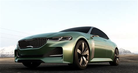 Future Kia Vehicles Forte Based Kia Novo Concept Hints At Brand S Future