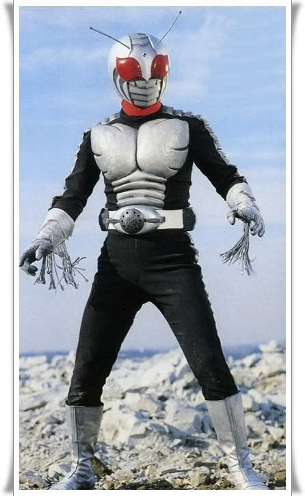 Figure Robot Satria Baja Hitam Buster kamen rider 1 my style kamen rider