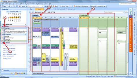 Shared Outlook Calendar How To Your Outlook Calendar Productivity