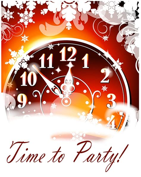 new years billericay newyearseveparty invitation new years fireworks