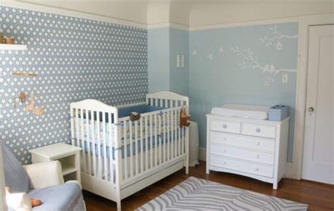 deco chambre bebe gris bleu deco chambre bebe bleu gris visuel 8