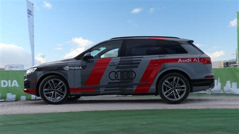 How To Drive Audi by Nvidia Is Teaching Audi S Autonomous Cars How To Drive