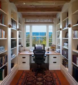 Home Office Library by Amanda Mackey Author