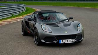 Lotus Elise Lotus Elise Sprint 220 2017 Review By Car Magazine