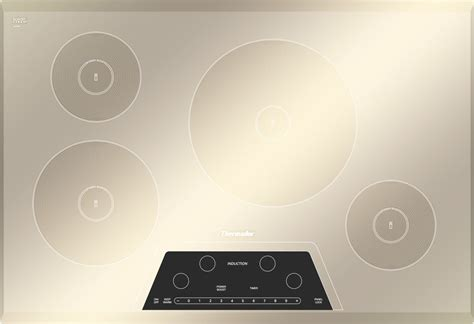 Thermador 30 Induction Cooktop thermador cit304gm 30 quot induction cooktop stainless steel