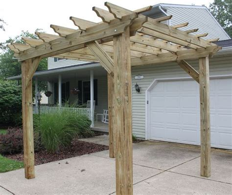 pergola season helpful tips to building your own