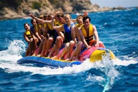 banana boat ride pictures banana boat ride picture of c jay s watersports montego