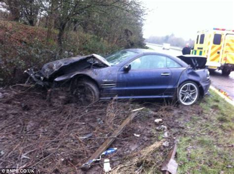 working for mercedes uk driver had tear in his eye after mechanics crashed 163 170k