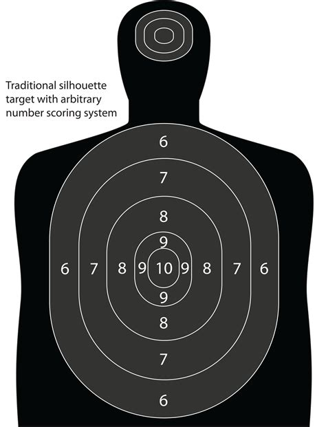 printable marksman targets concepts and design