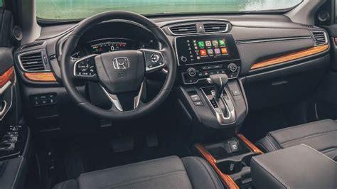 Honda Cr V Kofferraum Abmessungen by Honda Cr V 2018 Abmessungen Kofferraum Und Innenraum