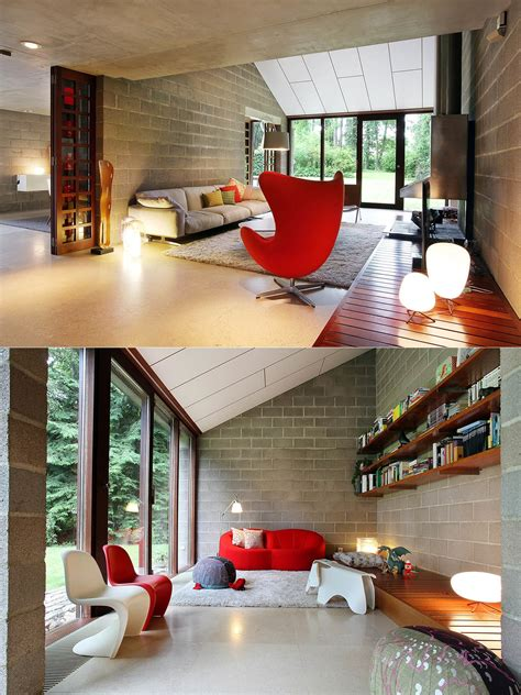 room in house ideas 26 living rooms that put a unique spin on what modern means