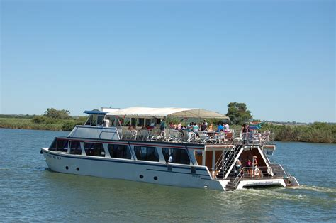 dinner on the boat vaal river cruises vaal explorer