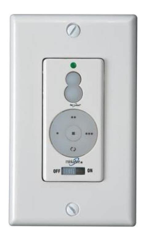 minka aire fan remote minka aire white ivory wall mounted remote