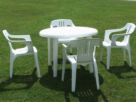 tavolo plastica giardino tavoli da giardino in plastica tavoli da giardino