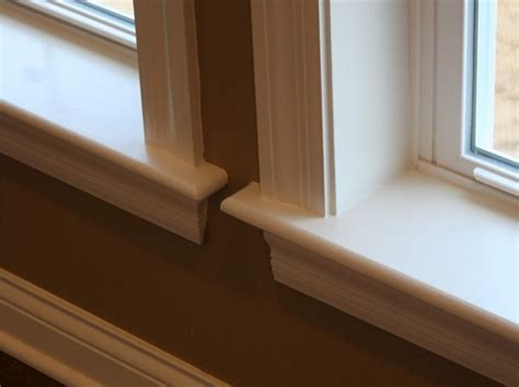 Pvc Window Sill Trim Best 25 Vinyl Window Trim Ideas On