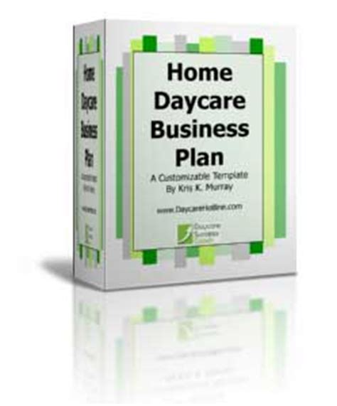 home daycare business plan how to start a daycare