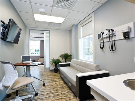 hill view design patient centered assessment room project design medical