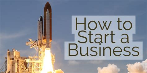 4 ways to start a business due